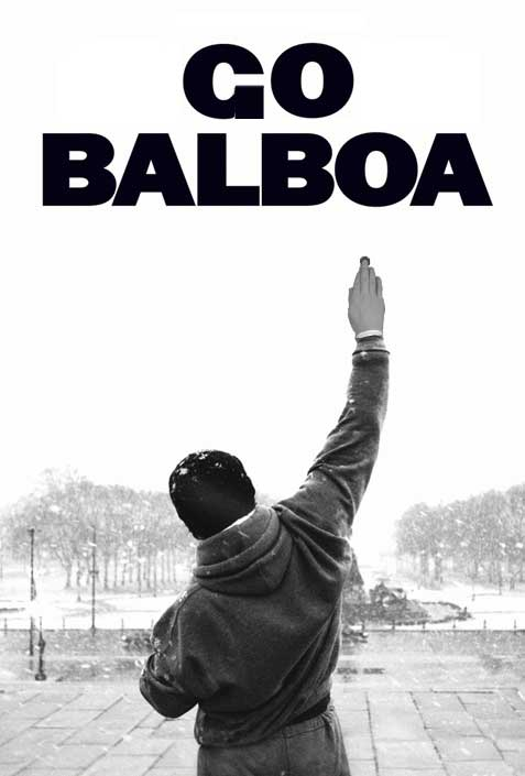 Go Balboa!